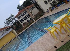 Hotel near Muhanga
