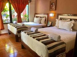 A picture of the hotel: Hotel Rancho Estero y Mar