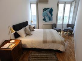 A picture of the hotel: Céntrico y bonito piso con decoración cuidada