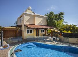 Hotel photo: Ayia Napa Tropical Beach Villa