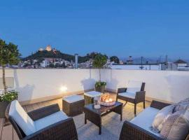 Hotel photo: Chezmoihomes Luxury Plaza Nueva Penthouse