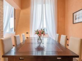 Фотография гостиницы: CS Campo de Fiori - Trastevere Ancient Charm Apartment