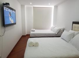 Fotos de Hotel: Apartamento cerca al aeropuerto