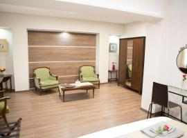 A picture of the hotel: Athens Center Spacious Luxury Apartment