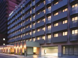 Hotel photo: Hotel Hokke Club Hiroshima