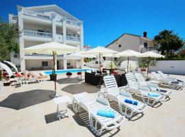 Hotel photo: Double Room Zadar - Diklo 5920c