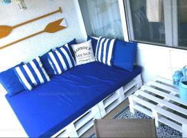 Hotel photo: Kék vitorlás apartman