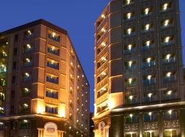 Hotel photo: Royal Seasons Hotel Taipei ‧ Nanjing W.