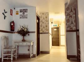 Hotel photo: Hostal Boutique Luna de Gavín