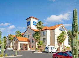 Hotel Photo: Baymont by Wyndham Tucson Airport
