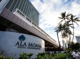 Photo de l'hôtel: Ala Moana Mountain View 2 Double Bed Condo 25-01