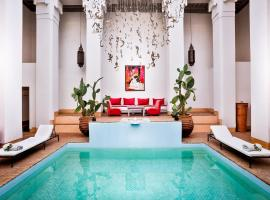 Hotel photo: Hotel & Spa Riad Al Jazira