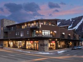 Hotel photo: Pearl at Jackson 203 Condo