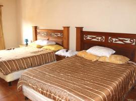A picture of the hotel: Chante Leon Antigua