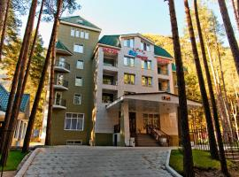 Hotel Photo: Sky Elbrus Hotel