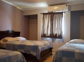 Hotel near La Chorrera