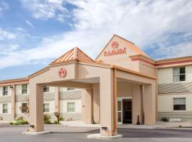 Hotel photo: Ramada by Wyndham Angola/Fremont Area