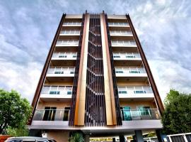 Hotel photo: The Aim Sathorn Hotel