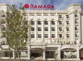 Hotel fotoğraf: Ramada Hotel&Suites Istanbul Merter