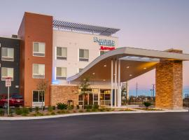 Hotel photo: Fairfield Inn & Suites by Marriott San Antonio Brooks City Base