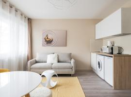 Фотографія готелю: Appartement Lyon Gerland - Enjoy in Lyon
