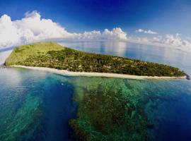 Hotel photo: Vomo Island Resort