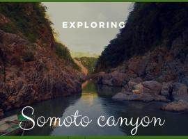 Hotel photo: Somoto Canyon Aventura Extrema