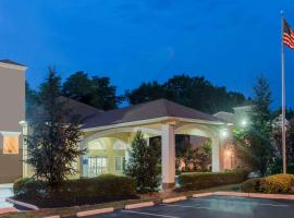 A picture of the hotel: Days Inn & Suites by Wyndham Cherry Hill - Philadelphia