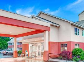 Hotel photo: Days Hotel by Wyndham Methuen MA Conference Center