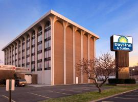 Hotel Photo: Days Inn & Suites by Wyndham Elyria
