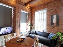 Hotel Photo: Loft-studio on Vasilievsky