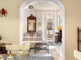 Hotel photo: Luxury Apartment In The Old Palace