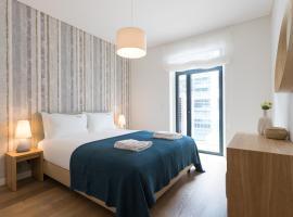 Hotel photo: Feels Like Home Avenida da Liberdade Amazing Flat