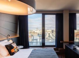 Ξενοδοχείο φωτογραφία: Hotel Clark Budapest