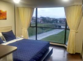 Hotel near Bogota