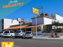 Hotel photo: Hotel Posada del Yaqui
