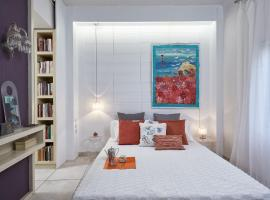 Hotel photo: Acropolis of Athens apartment.