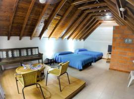 Hotel photo: Lleras Park Studios