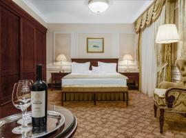 Hotel near Moldávia