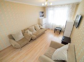 A picture of the hotel: 1к квартира в Центре (БД Спиридонов, ТРК Горки)