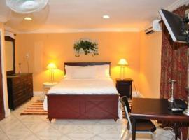 Hotel near Guiana