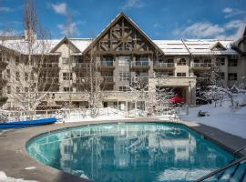 Hotel photo: The Aspens by ResortQuest Whistler