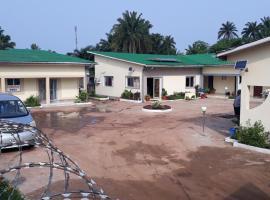 A picture of the hotel: Auberge Emma - Mbandaka