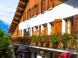 Hotel photo: Hotel-Restaurant Spa Les Peupliers