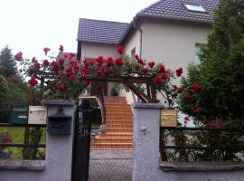 A picture of the hotel: Appartement RDC