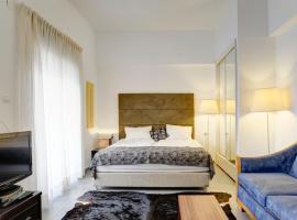 Hotel photo: Studio - HaYarkon 206 with a Balcony