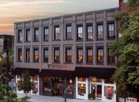 Hotel near Asheville
