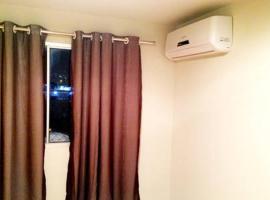 Фотографія готелю: Apto mobiliado c/ ótima localização