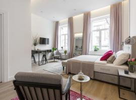Hotel photo: Montevideo Deluxe Apartments