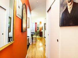 Hotel photo: Two Bedroom Apartment - West 58th Street